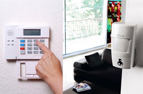 Achat système d'alarme